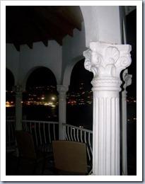 Night view Fort Burt