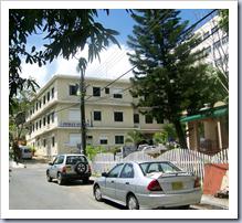 Road Town Pebbles Hospital
