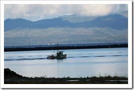 Neah Bay boat
