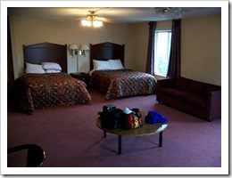 Arlington motel room_2