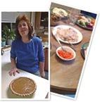 Thanksgiving in Mount Vernon Washington
