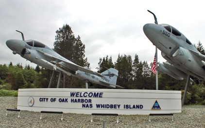 Whidby Island Naval Air Station