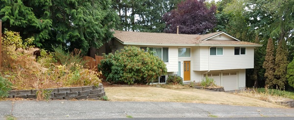 15 months after our Kirkland house was sold