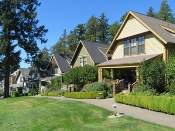 Cottages at Roche Harbor
