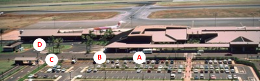 Lihue Airport parking fiasco